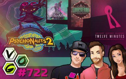 Episode #722 – Not My Kinda Jizz