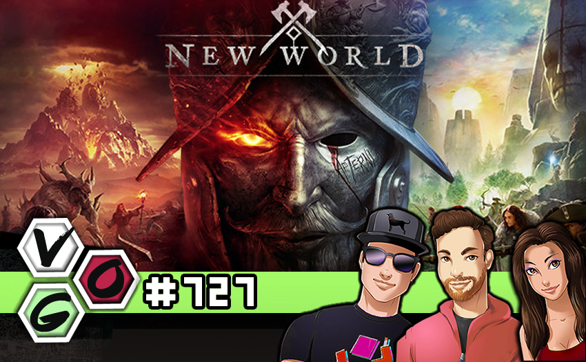Episode #727 – A Whole NEW WORLD!